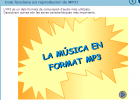 Com funciona un reproductor de MP3? | Recurso educativo 34063