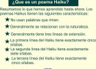 Poemas Haiku | Recurso educativo 49891