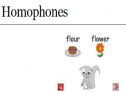 Webquest: Homophones | Recurso educativo 51701