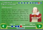 Timeline of the English Language | Recurso educativo 17850