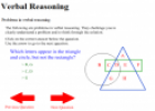 Verbal reasoning | Recurso educativo 26679