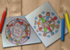 Dibujar y colorear mandalas | Recurso educativo 63756
