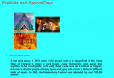 Festivals and special days | Recurso educativo 70689