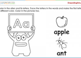 E18  Phonics for Kids; Worksheets, Songs, Videos SM | Recurso educativo 763817